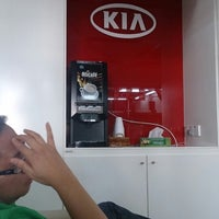 Photo taken at Naza KIA Services Sdn. Bhd. by Masnidar M. on 6/23/2014