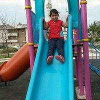 Photo taken at Buket Parkı ve Koşu Yolu by Ebru B. on 9/14/2015
