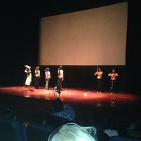 Photo taken at Centro Cultural Parque Central by Auryn D. on 9/7/2013