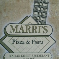 Photo taken at Marri's Pizza & Italian by Giselle M. on 8/16/2015