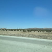 Photo taken at Mojave Desert by Giselle M. on 5/31/2013