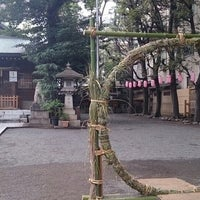 Photo taken at 大塚天祖神社 by u9chan on 6/25/2013