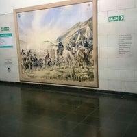 Foto tomada en Estación Congreso de Tucumán [Línea D] por Jota C. el 12/18/2015