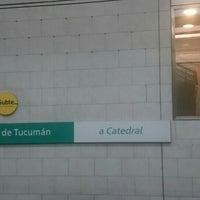 Foto tomada en Estación Congreso de Tucumán [Línea D] por Jota C. el 12/12/2015