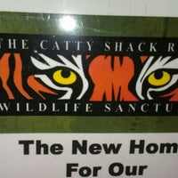 Photo taken at Catty Shack Ranch Wildlife Sanctuary by Mark K. on 2/2/2013