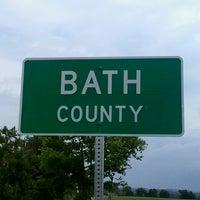 Photo taken at Bath County by Elijah S. on 7/27/2014