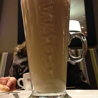 Photo taken at Costa Coffee by Joanna F. on 3/24/2013