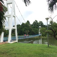 Photo taken at Somdet Phra Si Nakarin 95 Park by Oleg P. on 7/10/2016