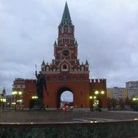 Photo taken at Марийские Куранты by Oleg P. on 11/7/2015
