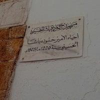 Photo taken at Mosquée Hammouda-Pacha by Mouna S. on 2/16/2014