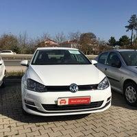 Photo taken at Volkswagen Fatih Otomotiv Ünye by Fırat I. on 11/10/2016