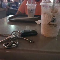 Photo taken at Caribou Coffee by S3od . on 5/26/2017