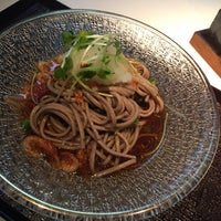 Photo taken at Hachi Restaurant by M S. on 6/8/2015