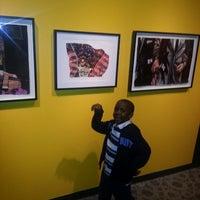 Photo taken at Reginald F Lewis Museum by Vaughn P. on 2/23/2013
