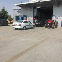 Photo taken at TÜVTÜRK Araç Muayene İstasyonu by $Ü£€YMÂN on 9/15/2017