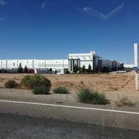 Photo taken at Southern California Logistics Airport (VCV) by shinoboo.gk on 9/23/2013