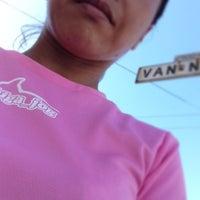 Photo taken at Van Ness Ave by shinoboo.gk on 9/24/2013