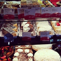 Photo taken at la Madeleine French Bakery & Café Columbia by Tara U. on 9/22/2012
