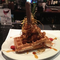 Photo taken at Hash House a Go Go - Orlando by Guy K. on 5/20/2013