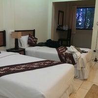 Photo taken at Phuphet Resort Khaoyai-Pakchong Hotel by Kate K. on 12/7/2013
