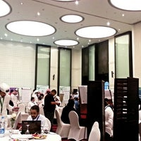 Photo taken at Novotel Riyadh AlAnoud Hotel by Aseel O. on 1/31/2013