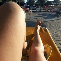 Photo taken at Beatriz Playa Hotel - Matagorda by Paloma D. on 12/7/2013