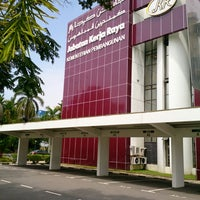 Photo taken at Jabatan Kerja Raya HQ by Rosman H. on 9/27/2013