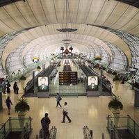 Photo taken at Suvarnabhumi Airport (BKK) by Anton Z. on 7/28/2013