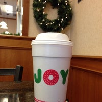 Photo taken at Dunkin Donuts by Christopher C. on 12/29/2013