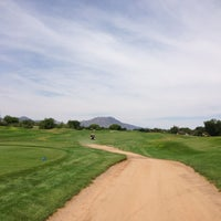 Photo taken at Antelope hills golf course by Christopher C. on 7/9/2013
