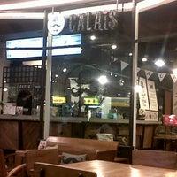 Photo taken at CALAIS Artisan Bubble Tea & Coffee by Ayu P. on 10/6/2013