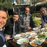 Photo taken at lara düden park kahvaltı by Muhammet A. on 2/25/2017