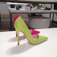 Photo taken at Jeffrey New York by Visual T. on 1/9/2014