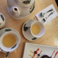 Photo taken at Prince Tea House by Anne on 2/18/2015