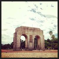 Foto tirada no(a) Brique da Redenção por Rodrigo P. em 2/17/2013