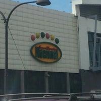 Photo taken at Supermercados Nacional by Jose R. on 10/9/2012