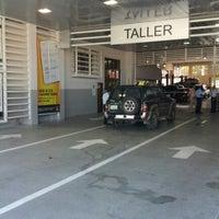 ... Photo taken at Santo Domingo Motors by Jose R. on 10/29/2012 ...