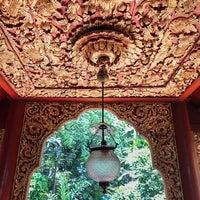 Photo taken at Prasart Museum by Torzin S on 9/15/2014