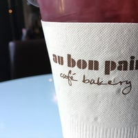 Photo taken at Au Bon Pain by Torzin S on 1/16/2017