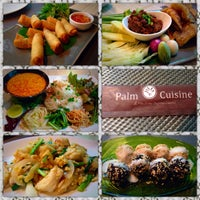 Photo taken at Palm Cuisine by Torzin S on 4/19/2015