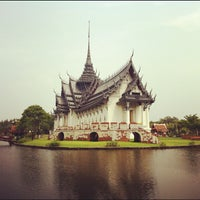 Photo taken at Ancient Siam by Mr Nea K. on 10/16/2012