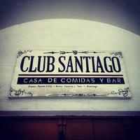 Photo prise au Club Santiago par Jaime H. le11/26/2012
