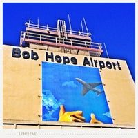 Photo taken at Bob Hope Airport (BUR) by John N. on 10/25/2012