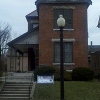 Photo taken at Paul Laurence Dunbar House by Chip H. on 3/17/2013