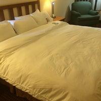Photo taken at Radisson Hotel Cleveland-Gateway by Ian S. on 1/6/2014