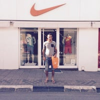 Photo taken at Nike by Rehber T. on 7/20/2015