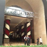 Foto tirada no(a) Shopping Iguatemi por Justo D. em 12/14/2012