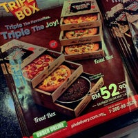 Photo Taken At Pizza Hut Delivery PHD By Kaki 5 R On 12