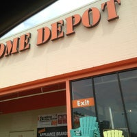Photo taken at The Home Depot by Nick D. on 7/6/2013