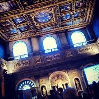 Photo taken at Salone dei Cinquecento by Francesco S. on 3/25/2014